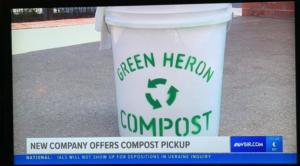 WBIR on Green Heron Compost